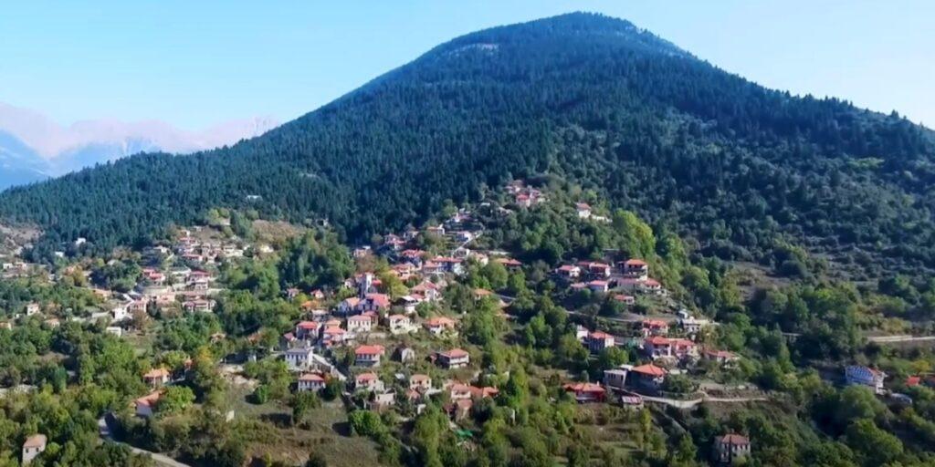 Ευρυτανία: Το ελληνικό χωριό που πήρε το όνομά του… από το κλάμα (video)