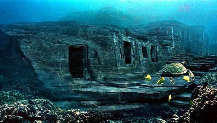 Αυτή είναι η βυθισμένη ελληνική πόλη χιλιάδων ετών που δεν ΕΙΝΑΙ ΣΤΗΝ ΕΛΛΑΔΑ![ΒΙΝΤΕΟ]
