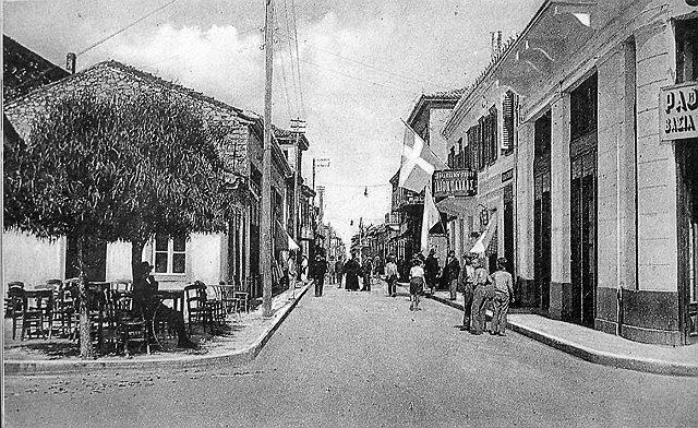 Μεσολόγγι,η ιστορική πόλη της Αιτωλ/νίας πριν απο 35 χρόνια![βιντεο]