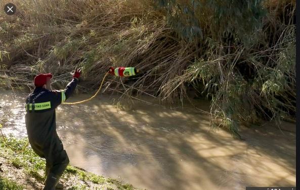 Tραγικός επίλογος:Η 68χρονη από την Κατοχή βρέθηκε νεκρή στις όχθες του Αχελώου!