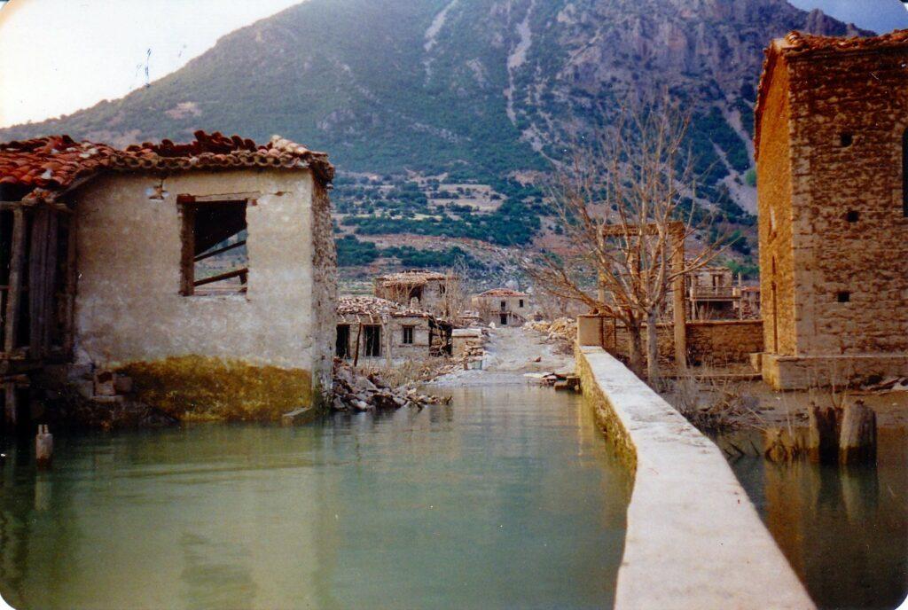 Το μεγαλύτερο φευγιό στην Ελλάδα: Η θυσία του χωριού που χάθηκε  για να ξεδιψάσει ο κόσμος