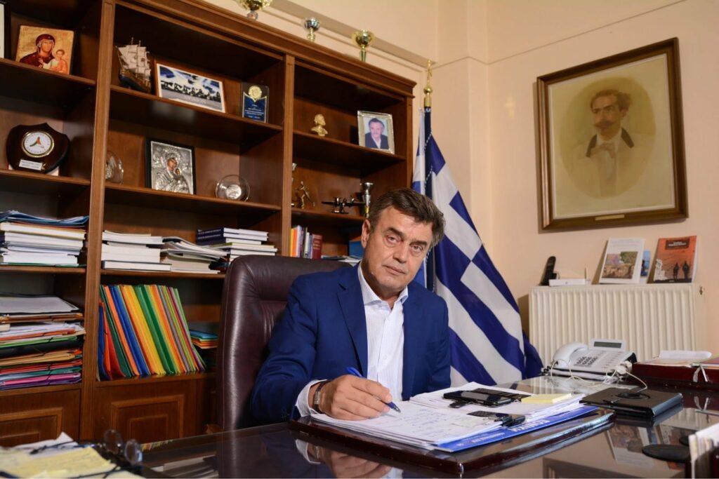 Απάντηση Δημάρχου στην  ανακοίνωση της Δημοτικής ομάδας  Κύμα Αλλαγής:Άγονη και υποκριτική η αντιπολίτευση του κ. Κασόλα