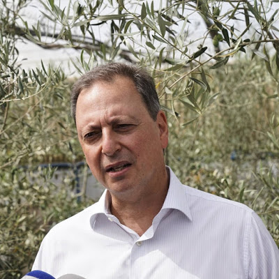 """Σπ.Λιβανός :""""Το μαχαίρι θα φτάσει στο κόκκαλο για τις παρανομίες επιτηδείων στον αγροτικό τομέα"""""""