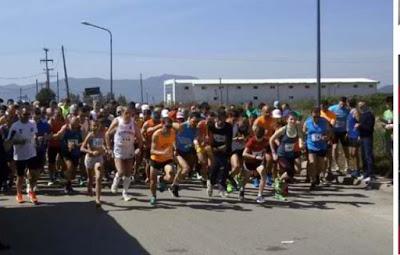 2ος Λαϊκός Αγώνας Δρόμου Αστακού Αιτωλοακαρνανίας «Παντελής Καρασεβδάς»