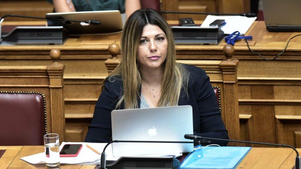 Ζαχαράκη: δεν έχει υποβληθεί αίτημα στο Υπουργείο Τουρισμού για την αναγνώριση ιαματικών πόρων στο Μύτικα