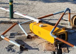 «Βομβαρδισμένο» τοπίο θύμιζε η παραλία της Βόνιτσας το Σαββάτο το πρωί!!!(εικόνες)