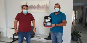 Απέκτησε φορητό απινιδωτή το Κέντρο Υγείας Κατούνας και ευχαριστεί για τη δωρεά