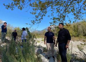 Εκτεταμένες παρεμβάσεις αντιπλημμυρικής θωράκισης του ποταμού Ινάχου